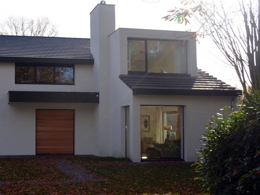 Verbouwing Villa Oisterwijk