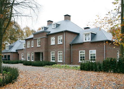 Villa Drunen, Villa Drunen